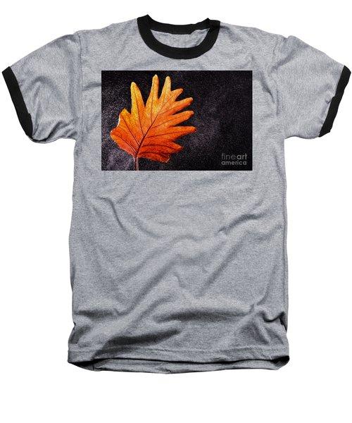 Flower Grows In Rain Baseball T-Shirt by Manjot Singh Sachdeva