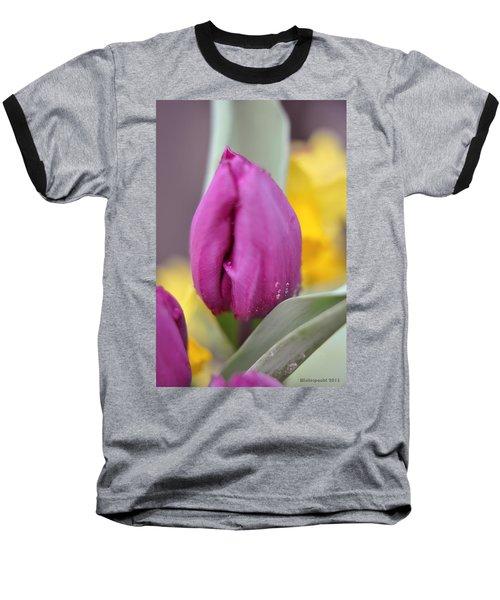 Flower In The Spring Baseball T-Shirt