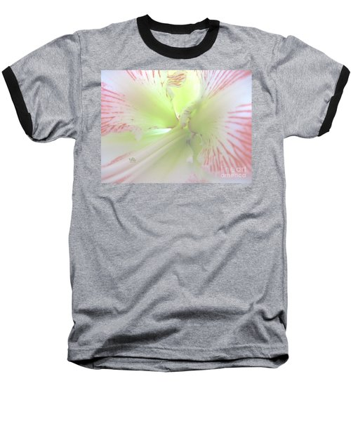 Flower Of Light Baseball T-Shirt