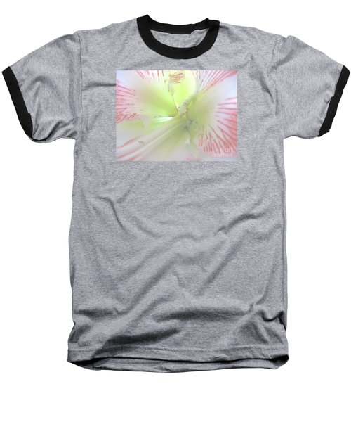 Flower Of Light Baseball T-Shirt