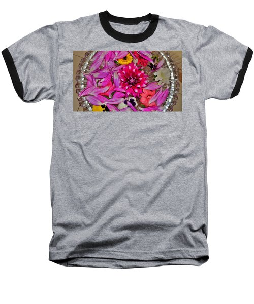 Flower Offerings - Jabalpur India Baseball T-Shirt