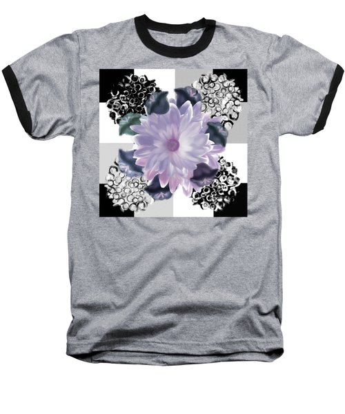 Flower Spreeze Baseball T-Shirt