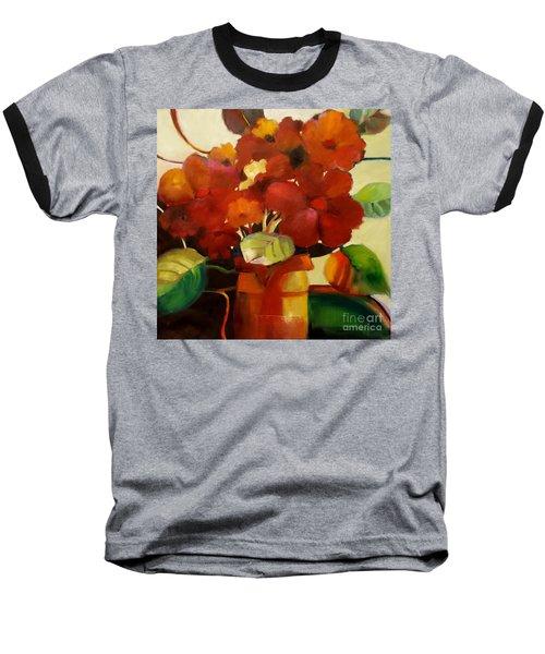 Flower Vase No. 3 Baseball T-Shirt