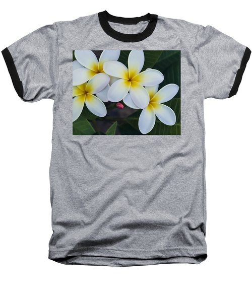 Flowers And Their Bud Baseball T-Shirt