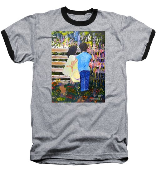 Flowers For Her Baseball T-Shirt