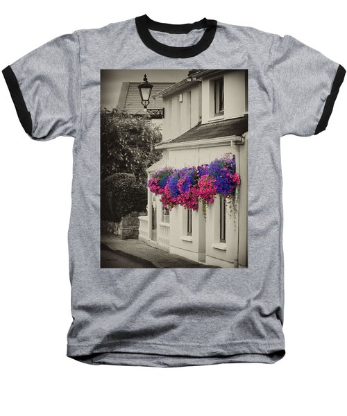 Flowers In Cashel Baseball T-Shirt