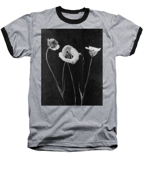 Flowers In Louise Beebe Wilder's Garden Baseball T-Shirt