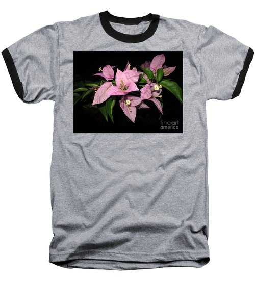 Baseball T-Shirt featuring the photograph Flowers Island Lembongan by Sergey Lukashin