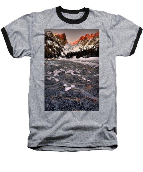 Flozen Dreams Baseball T-Shirt