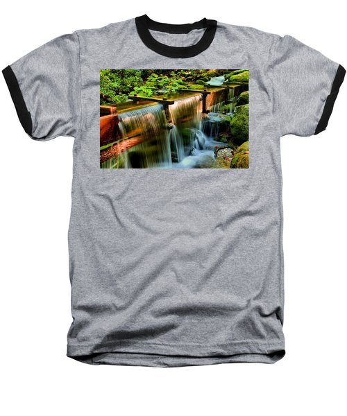 Flume Overflow  Baseball T-Shirt