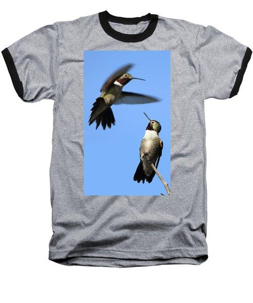 Fluttering Baseball T-Shirt
