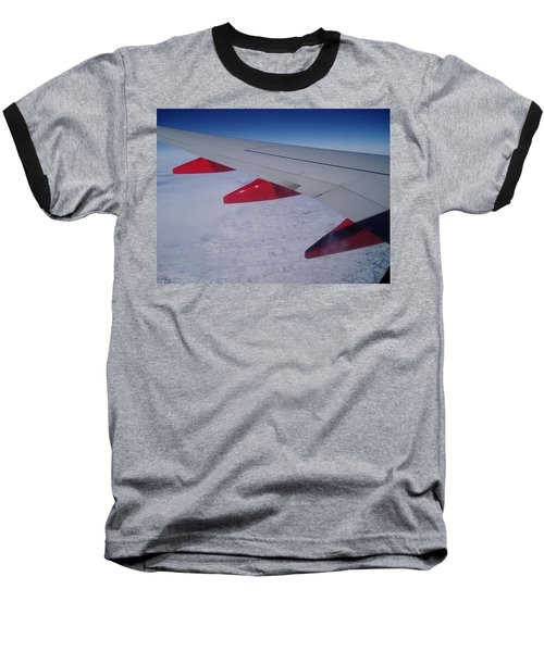 Fly Away With Me Baseball T-Shirt