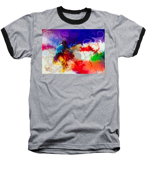 Fly With Me Baseball T-Shirt
