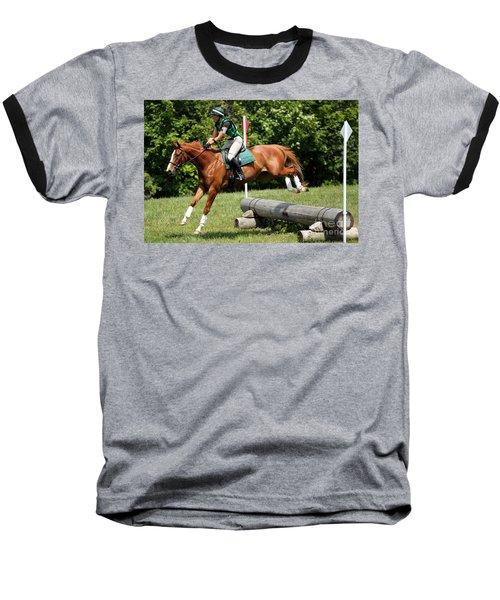 Flying Chestnut Baseball T-Shirt