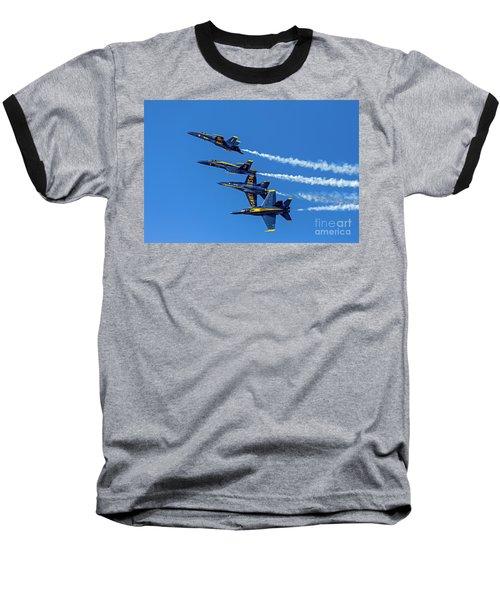 Flying Formation Baseball T-Shirt