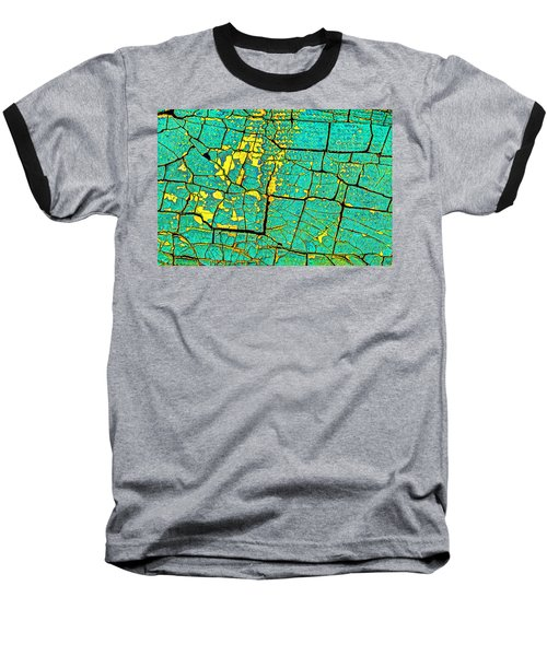 Baseball T-Shirt featuring the photograph Flyover Country by Jerry Gammon