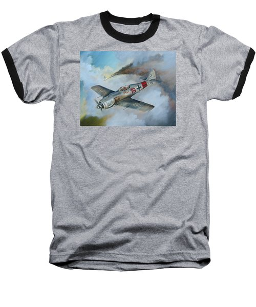 Focke Wulf Fw-190 Baseball T-Shirt
