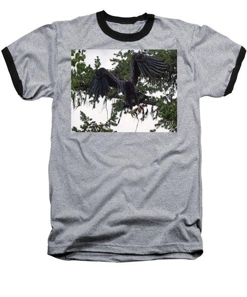Focused On Prey Baseball T-Shirt