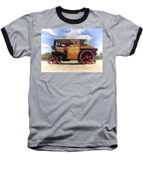 Foden Tractor Baseball T-Shirt