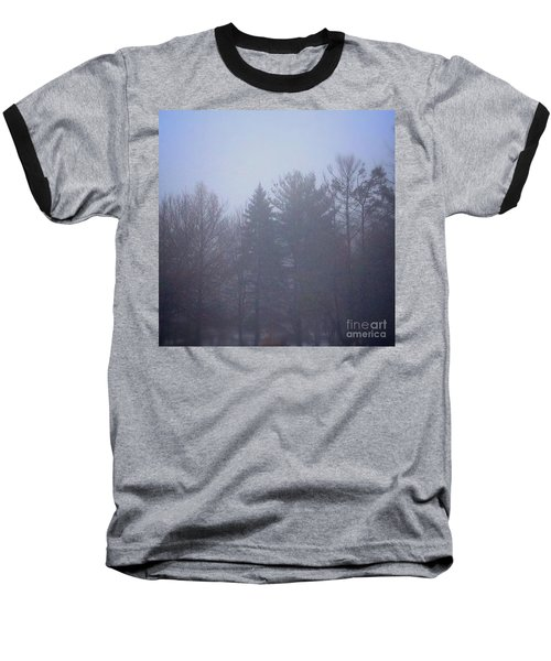 Fog And Mist Baseball T-Shirt