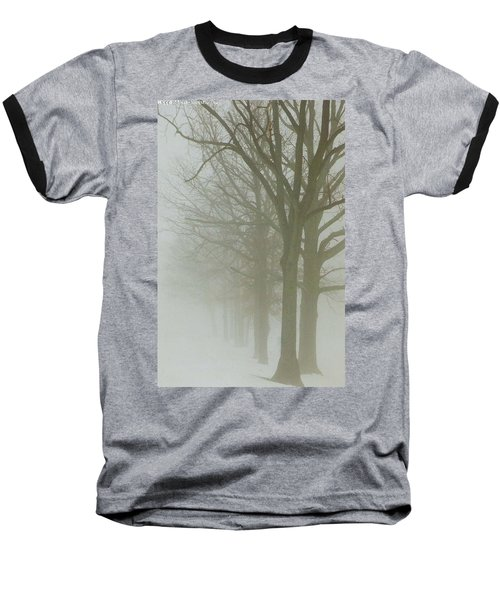 Fog Baseball T-Shirt