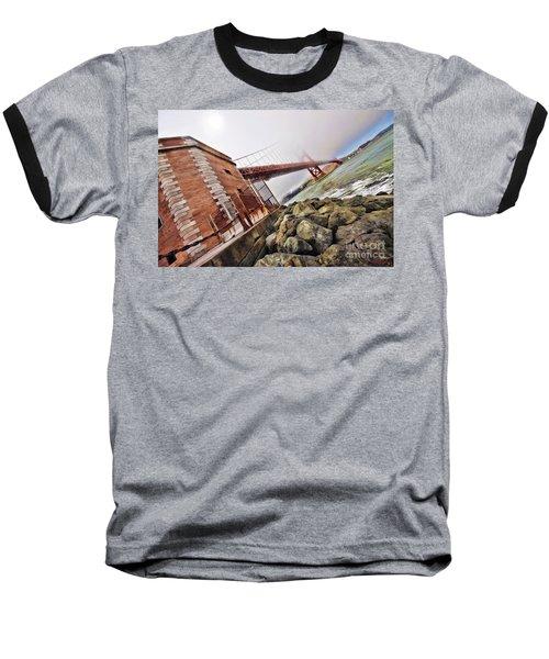 Foggy Gates Baseball T-Shirt