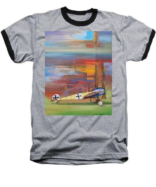 Fokker Ready Baseball T-Shirt