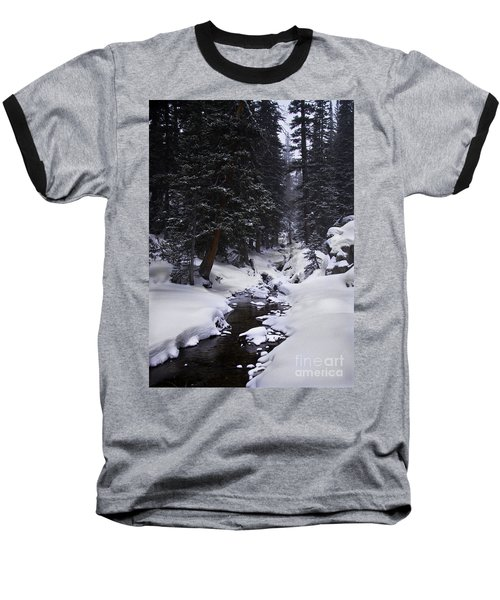 Follow The Creek Baseball T-Shirt