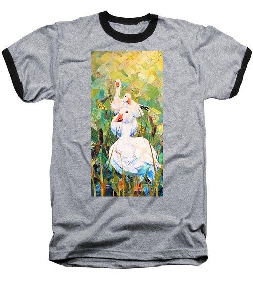 Follow The Leader Baseball T-Shirt