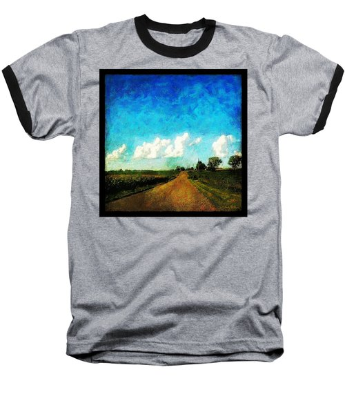 Follow The Leader Baseball T-Shirt