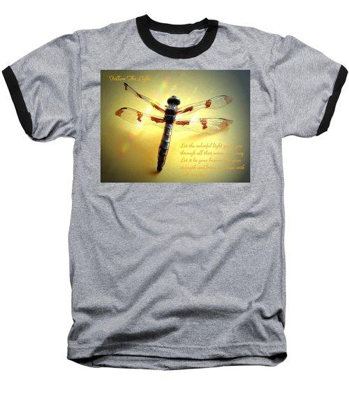Follow The Light Baseball T-Shirt