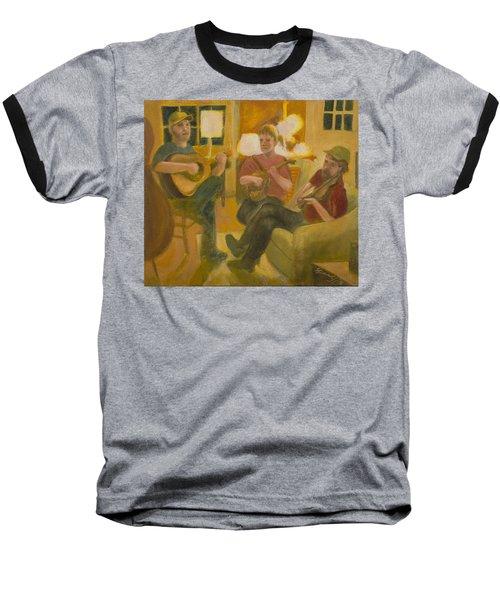 Following John Baseball T-Shirt
