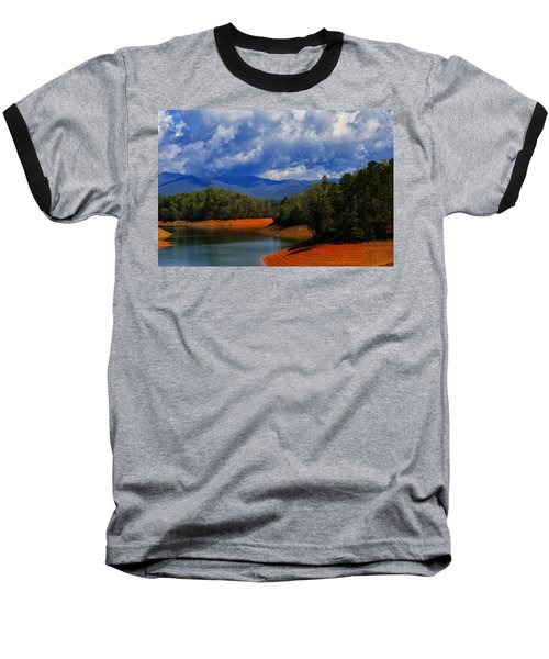 Fontana Lake Storm Baseball T-Shirt