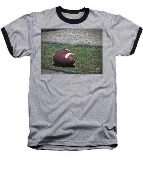 An American Football Baseball T-Shirt
