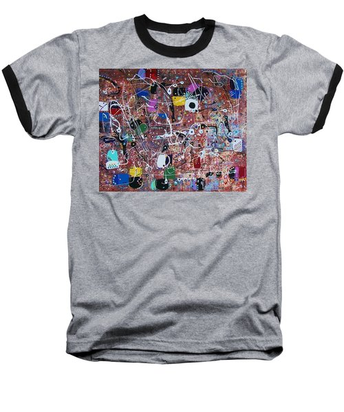 For Computer Geeks With Love Baseball T-Shirt