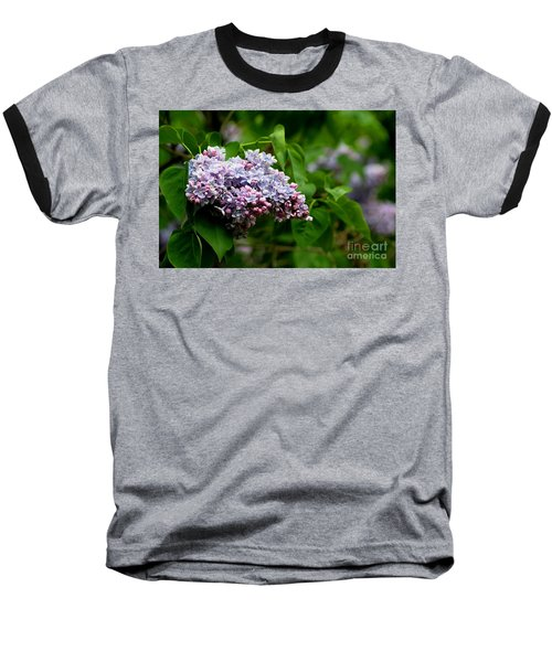 For The Love Of Lilac Baseball T-Shirt