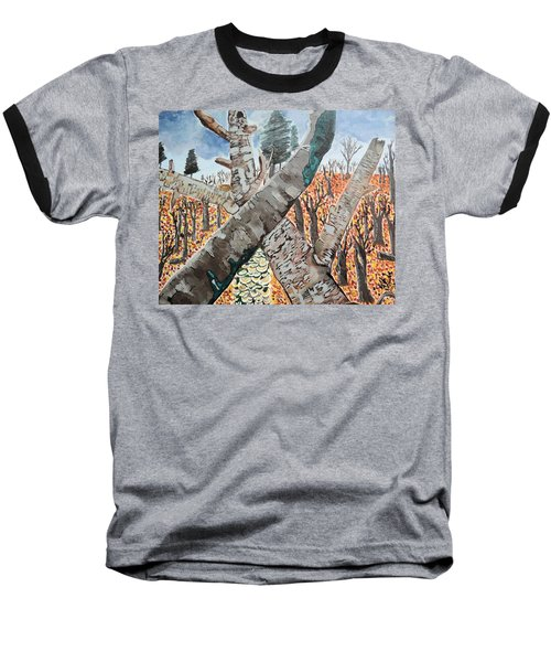 For The Trees Baseball T-Shirt