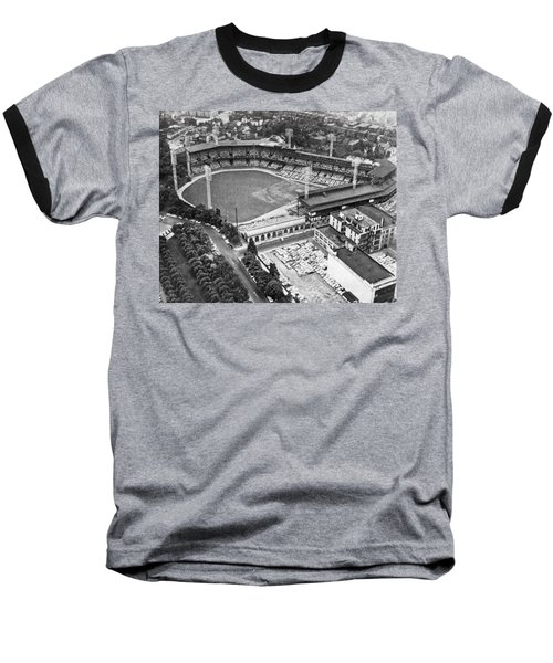 Forbes Field In Pittsburgh Baseball T-Shirt