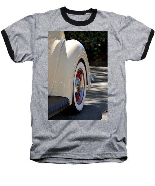 Ford Fender Baseball T-Shirt by Dean Ferreira