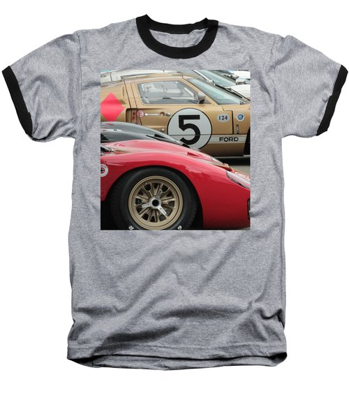 Ford Gt 40's Baseball T-Shirt