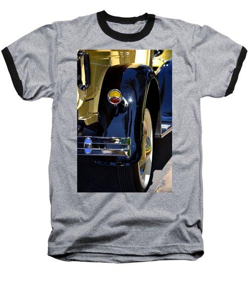 Ford Pickup Baseball T-Shirt by Dean Ferreira