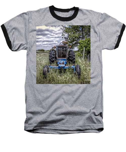 Ford Baseball T-Shirt by Savannah Gibbs