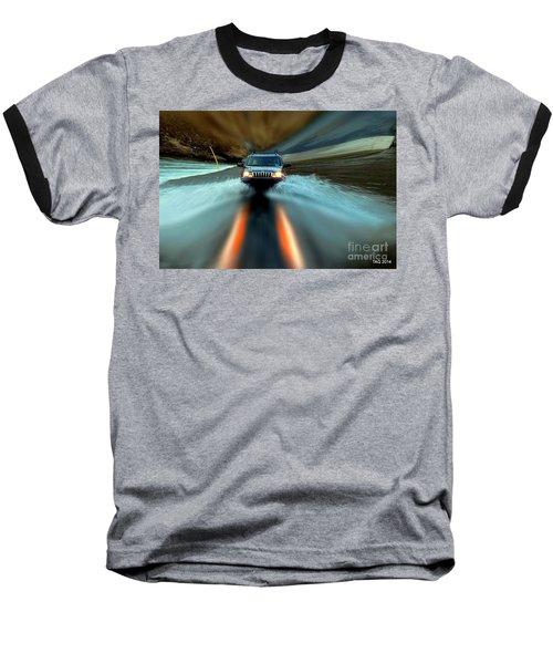 Fording The Jordan Baseball T-Shirt