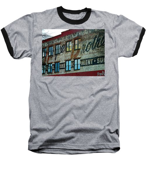 Fords Restaurant In Greenville Sc Baseball T-Shirt