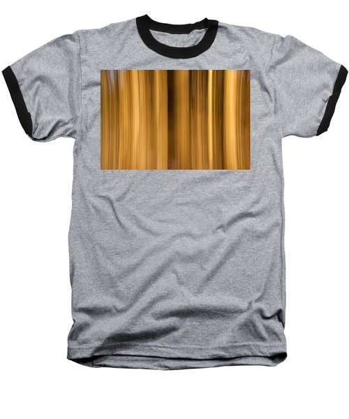 Baseball T-Shirt featuring the photograph Abstract Forest by Davorin Mance
