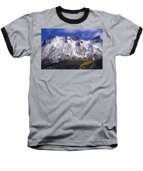 Forest Gold Baseball T-Shirt
