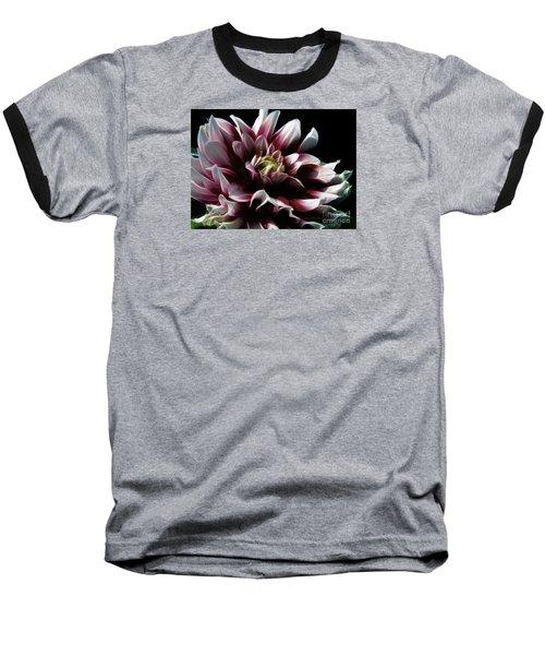 Forever Endeavor Baseball T-Shirt by Jean OKeeffe Macro Abundance Art