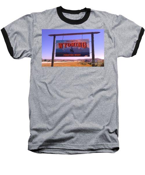 Forever West Baseball T-Shirt