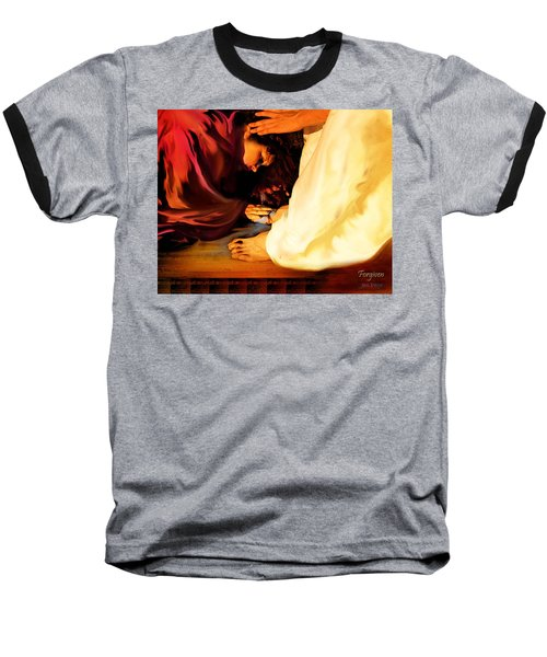 Forgiven Baseball T-Shirt