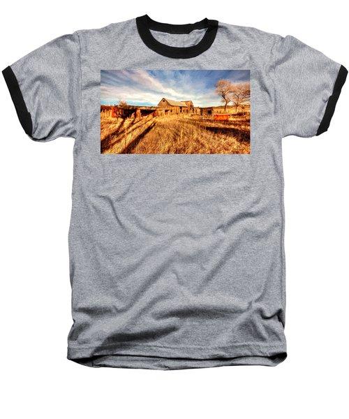 Forgotten Farm Baseball T-Shirt
